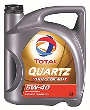 TOTAL QUARTZ 9000 ENERGY 5W40 3X5L