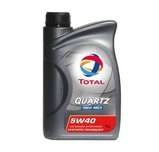 TOTAL QUARTZ INEO MC3 5W40 18B1L