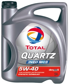 TOTAL QUARTZ INEO MC3 5W40 3B5L